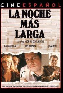 La noche más larga (1991) cover