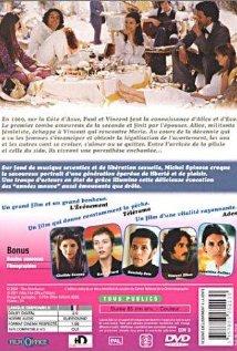 La parenthèse enchantée (2000) cover