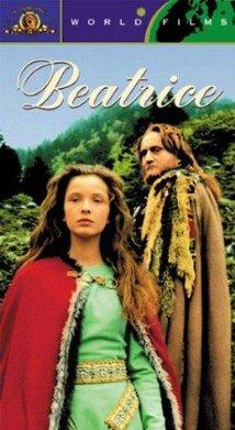 La passion Béatrice (1987) cover