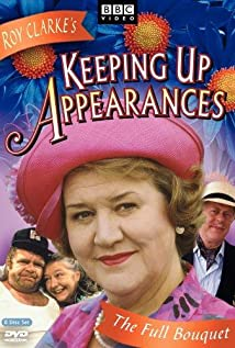 Keeping Up Appearances (1990) cover
