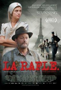 La rafle 2010 poster