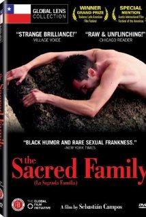 La sagrada familia (2005) cover