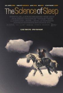 La science des rêves (2006) cover