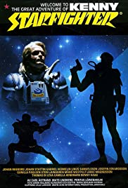 Kenny Starfighter (1997) cover