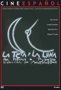 La teta y la luna (1994) cover
