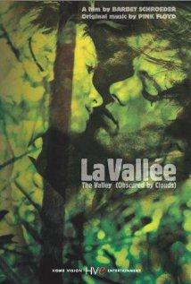 La vallée (1972) cover