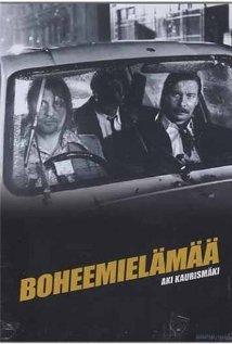 La vie de bohème (1992) cover