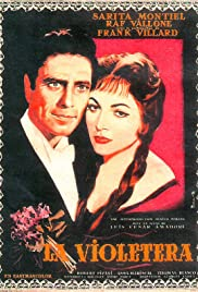 La violetera (1958) cover