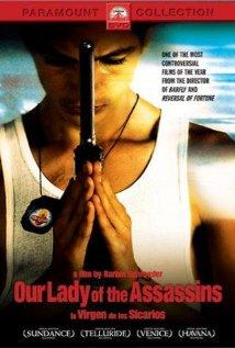 La virgen de los sicarios (2000) cover