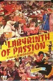 Laberinto de pasiones (1982) cover