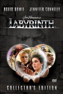 Labyrinth (1986) cover