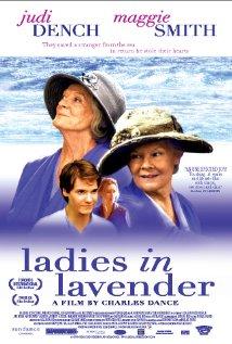 Ladies in Lavender. (2004) cover