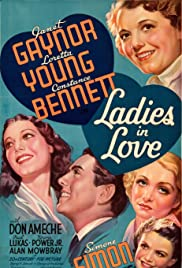 Ladies in Love (1936) cover
