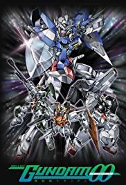 Kidô Senshi Gundam 00 (2007) cover