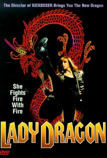 Lady Dragon (1992) cover