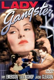 Lady Gangster (1942) cover