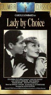 Lady by Choice (1934) cover
