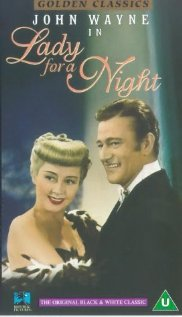Lady for a Night (1942) cover