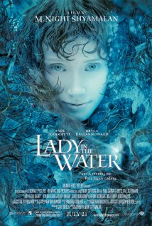 Lady in the Water (2006) cover