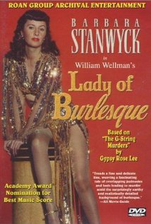 Lady of Burlesque (1943) cover
