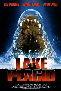 Lake Placid (1999) cover