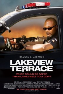 Lakeview Terrace 2008 poster