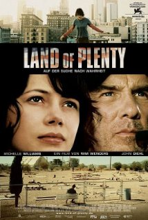 Land of Plenty (2004) cover