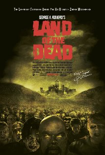 Land of the Dead (2005) cover