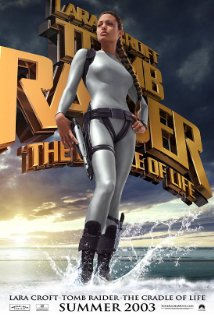 Lara Croft Tomb Raider: The Cradle of Life (2003) cover