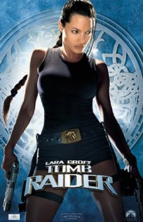 Lara Croft: Tomb Raider (2001) cover