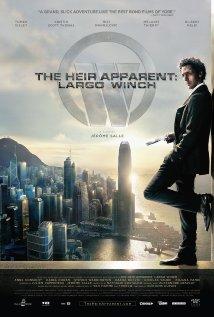 Largo Winch (2008) cover