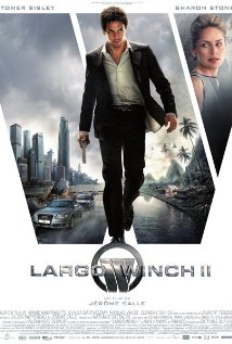 Largo Winch II (2011) cover