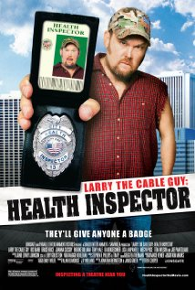Larry the Cable Guy: Health Inspector 2006 poster