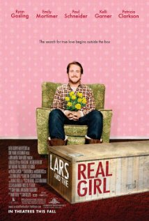 Lars and the Real Girl (2007) cover