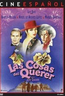 Las cosas del querer (1989) cover