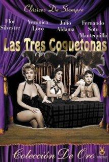 Las tres coquetonas (1960) cover
