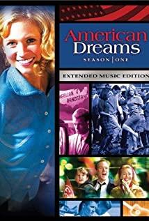 American Dreams (2002) cover