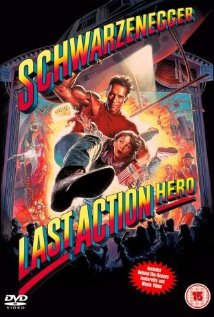 Last Action Hero (1993) cover
