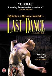 Last Dance (2002) cover