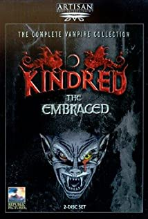Kindred: The Embraced (1996) cover