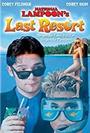 Last Resort (1994) cover