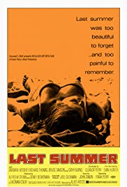 Last Summer (1969) cover