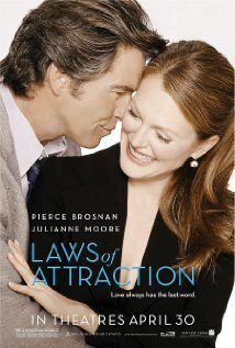 Laws of Attraction (2004) cover