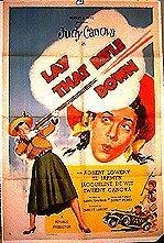 Lay That Rifle Down (1955) cover