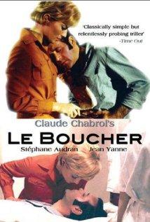 Le boucher (1970) cover