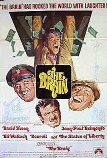 Le cerveau (1969) cover