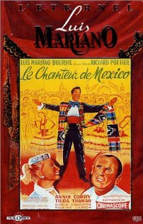 Le chanteur de Mexico (1956) cover