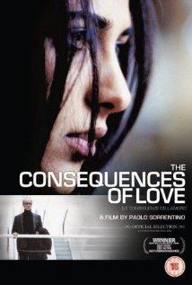 Le conseguenze dell'amore (2004) cover