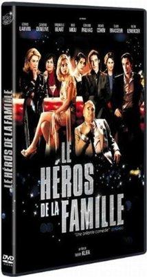 Le héros de la famille (2006) cover
