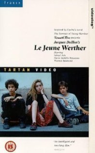 Le jeune Werther (1993) cover